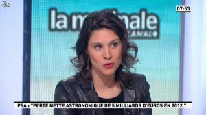 Apolline De Malherbe dans la Matinale - 13/02/13 - 10