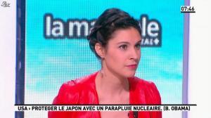 Apolline De Malherbe dans la Matinale - 14/02/13 - 01