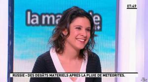 Apolline De Malherbe dans la Matinale - 15/02/13 - 05
