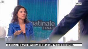 Apolline De Malherbe dans la Matinale - 15/03/13 - 02