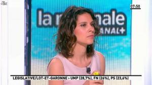 Apolline De Malherbe dans la Matinale - 17/06/13 - 07