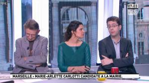 Apolline De Malherbe dans la Matinale - 21/03/13 - 01