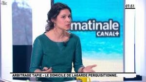 Apolline De Malherbe dans la Matinale - 21/03/13 - 11