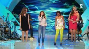Camille Lou et Alexandra Maquet dans les Chansons d'Abord - 14/05/14 - 15