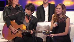 Camille Lou dans les Chansons d'Abord - 24/11/13 - 50