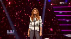 Céline Dion dans Ce Soir On Chante - 03/01/14 - 109