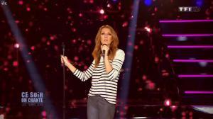 Céline Dion dans Ce Soir On Chante - 03/01/14 - 111
