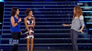 Céline Dion et Tal dans Ce Soir On Chante - 03/01/14 - 74