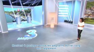 Estelle Denis lors du Tirage du Loto - 30/08/14 - 04