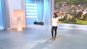 Estelle Denis lors du Tirage du Loto - 30/08/14 - 06