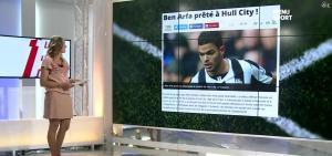 France Pierron dans Menu Sport - 02/09/14 - 02