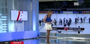 France Pierron dans Menu Sport - 05/09/14 - 02