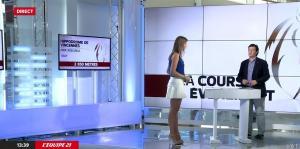 France Pierron dans Menu Sport - 05/09/14 - 10