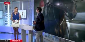 France Pierron dans Menu Sport - 05/09/14 - 11