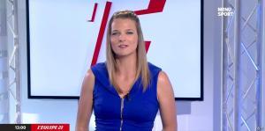 France Pierron dans Menu Sport - 08/09/14 - 02