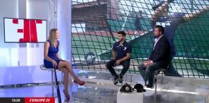 France Pierron dans Menu Sport - 08/09/14 - 15