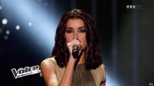 Jenifer Bartoli dans The Voice - 25/02/12 - 01