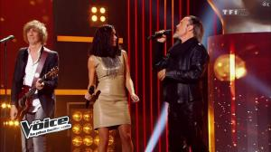 Jenifer Bartoli dans The Voice - 25/02/12 - 03
