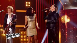 Jenifer Bartoli dans The Voice - 25/02/12 - 03