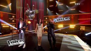 Jenifer Bartoli dans The Voice - 25/02/12 - 04