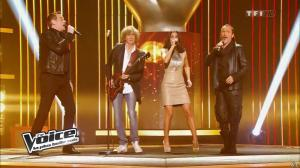 Jenifer Bartoli dans The Voice - 25/02/12 - 05