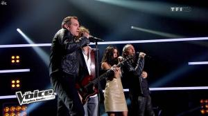 Jenifer Bartoli dans The Voice - 25/02/12 - 07