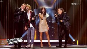 Jenifer Bartoli dans The Voice - 25/02/12 - 08