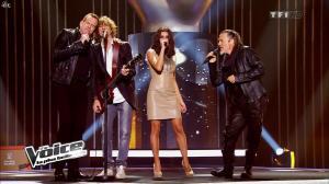 Jenifer Bartoli dans The Voice - 25/02/12 - 08