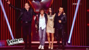Jenifer Bartoli dans The Voice - 25/02/12 - 10