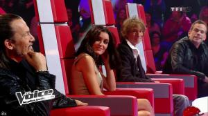 Jenifer Bartoli dans The Voice - 25/02/12 - 18