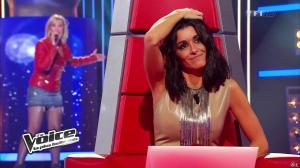 Jenifer Bartoli dans The Voice - 25/02/12 - 25