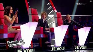 Jenifer Bartoli dans The Voice - 25/02/12 - 36