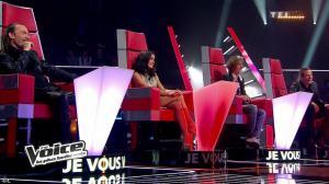 Jenifer Bartoli dans The Voice - 25/02/12 - 45
