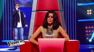 Jenifer Bartoli dans The Voice - 25/02/12 - 57