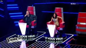 Jenifer Bartoli dans The Voice - 25/02/12 - 60