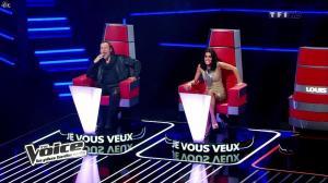 Jenifer Bartoli dans The Voice - 25/02/12 - 60
