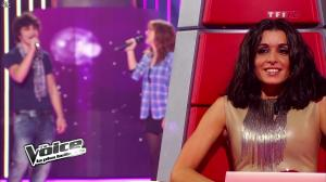 Jenifer Bartoli dans The Voice - 25/02/12 - 75