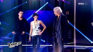 Jenifer Bartoli dans The Voice Kids - 23/08/14 - 03