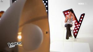Jenifer Bartoli dans The Voice Kids - 23/08/14 - 04