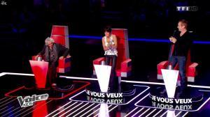 Jenifer Bartoli dans The Voice Kids - 23/08/14 - 07