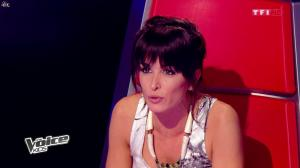 Jenifer Bartoli dans The Voice Kids - 23/08/14 - 09