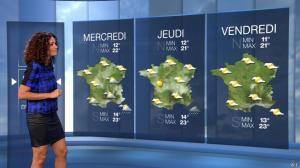 Laurence Roustandjee à la Météo - 26/09/14 - 04