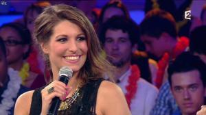 Laury Thilleman dans n'Oubliez pas les Paroles - 05/07/13 - 02