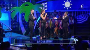 Laury Thilleman dans N Oubliez pas les Paroles - 05/07/13 - 12