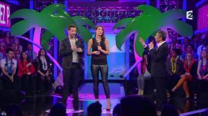 Laury Thilleman dans n'Oubliez pas les Paroles - 05/07/13 - 18