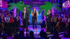 Laury Thilleman dans n'Oubliez pas les Paroles - 05/07/13 - 19
