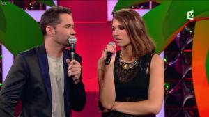 Laury Thilleman dans n'Oubliez pas les Paroles - 05/07/13 - 25