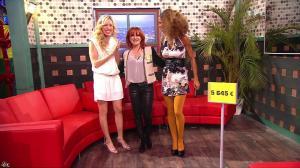 Les Gafettes, Doris Rouesne, Nadia Aydanne et Ana dans le Juste Prix - 04/02/13 - 08