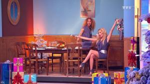 Les Gafettes, Doris Rouesne et Nadia Aydanne dans le Juste Prix - 04/01/11 - 09