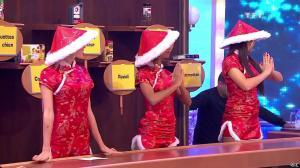 Les Gafettes, Fanny Veyrac, Doris Rouesne et Nadia Aydanne dans le Juste Prix - 14/12/10 - 11
